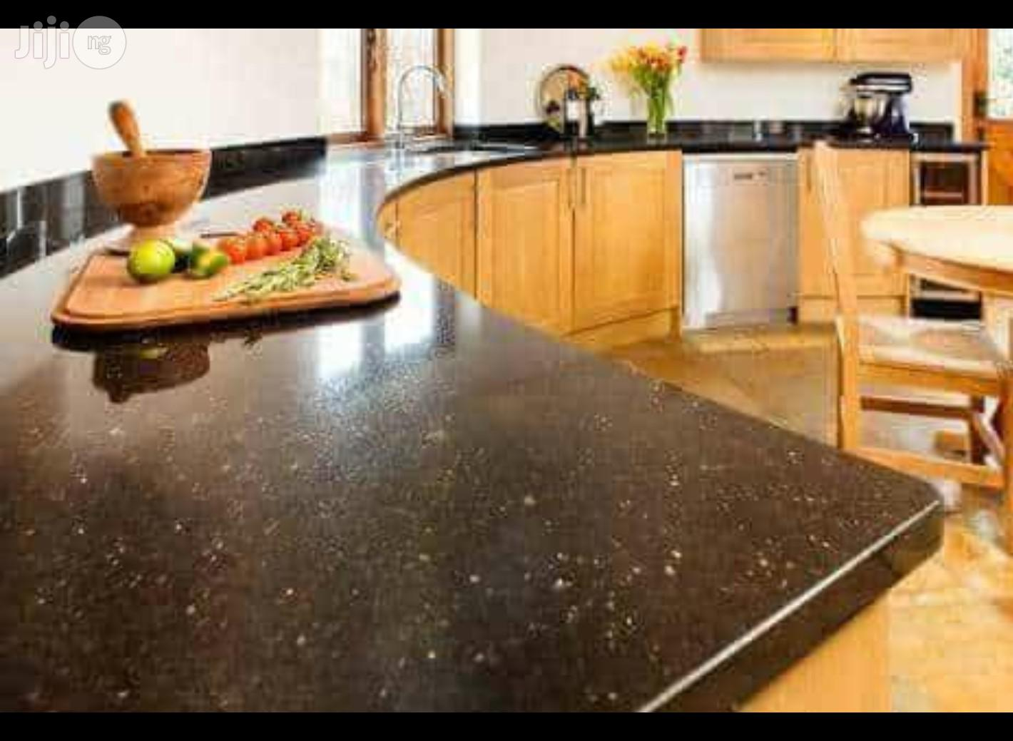 Federal Granite Cabinet/Kitchen Top | Building Materials for sale in Magodo, Lagos State, Nigeria