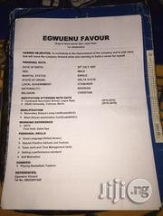 Modelling Personnel | Internship CVs for sale in Lagos State, Ikeja