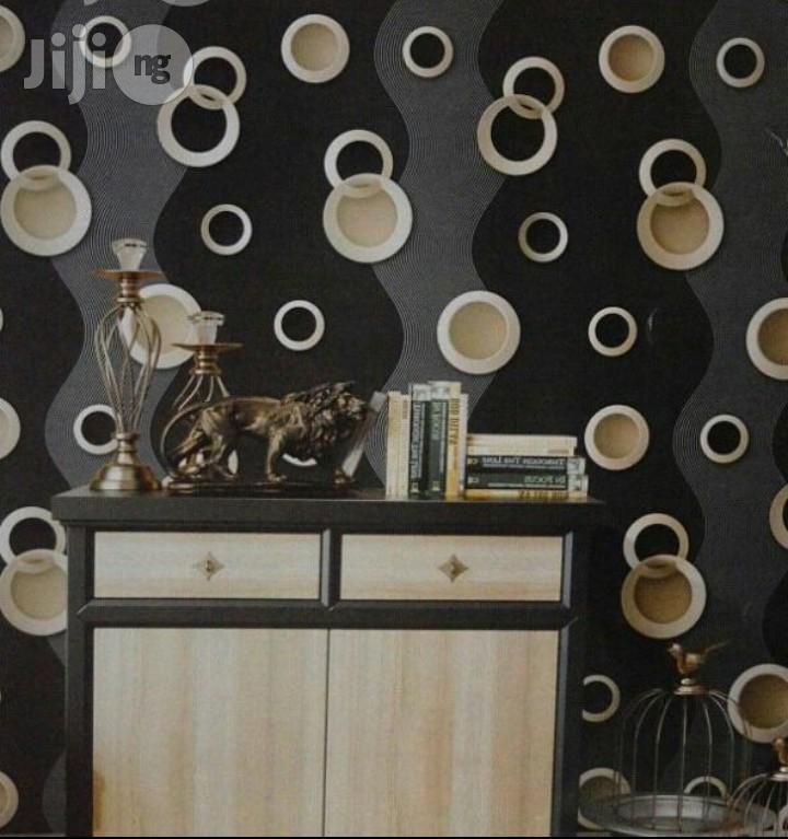 Sales And Installation Services Of Wallpapers And Wall Panels