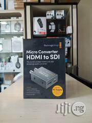 Blackmagic Design Micro Converter HDMI To SDI With Power Supply | Accessories & Supplies for Electronics for sale in Rivers State, Port-Harcourt