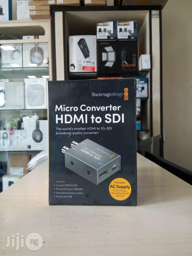 Blackmagic Micro Converter HDMI to SDI With PSU
