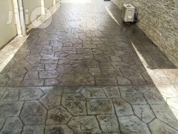 Archive: Pro Increte(Stamped Concrete) Installation