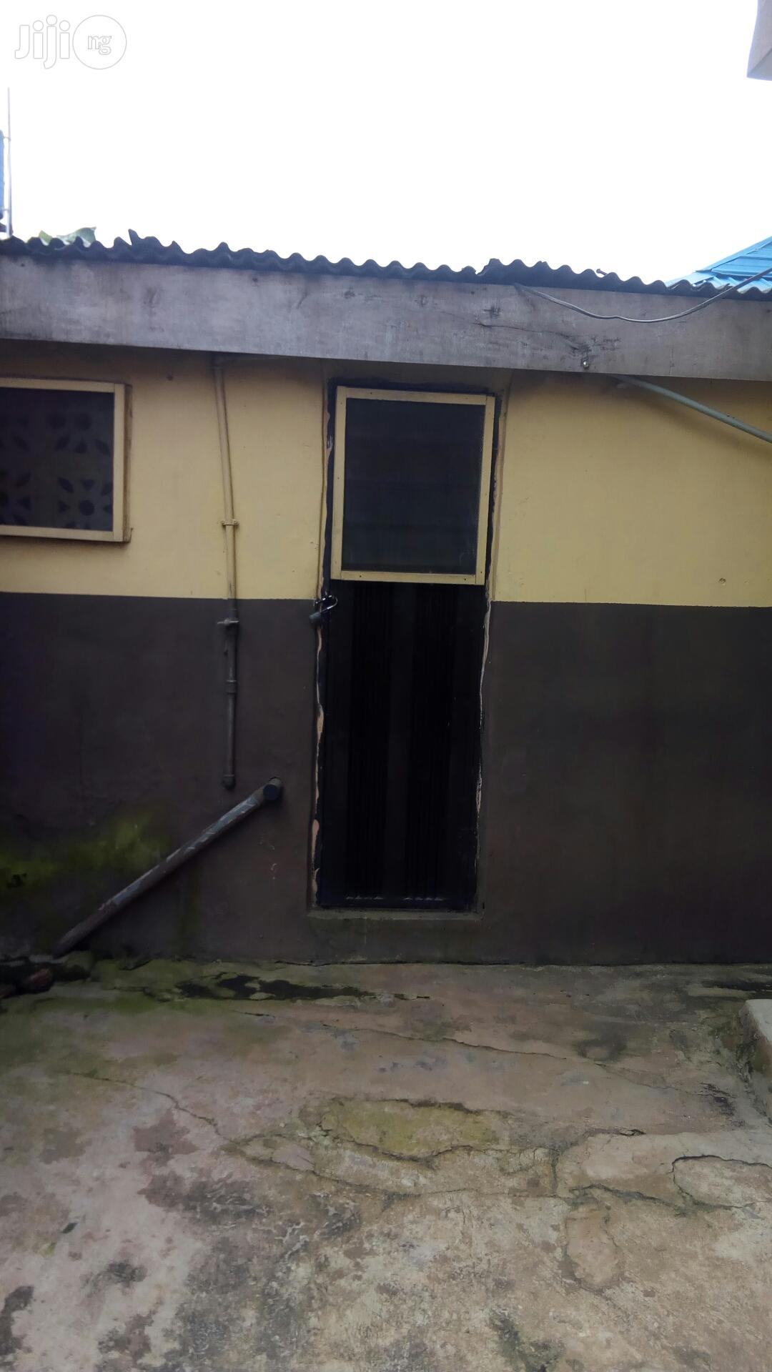 Nice Room Self Contain For Rent At New Oko Oba.