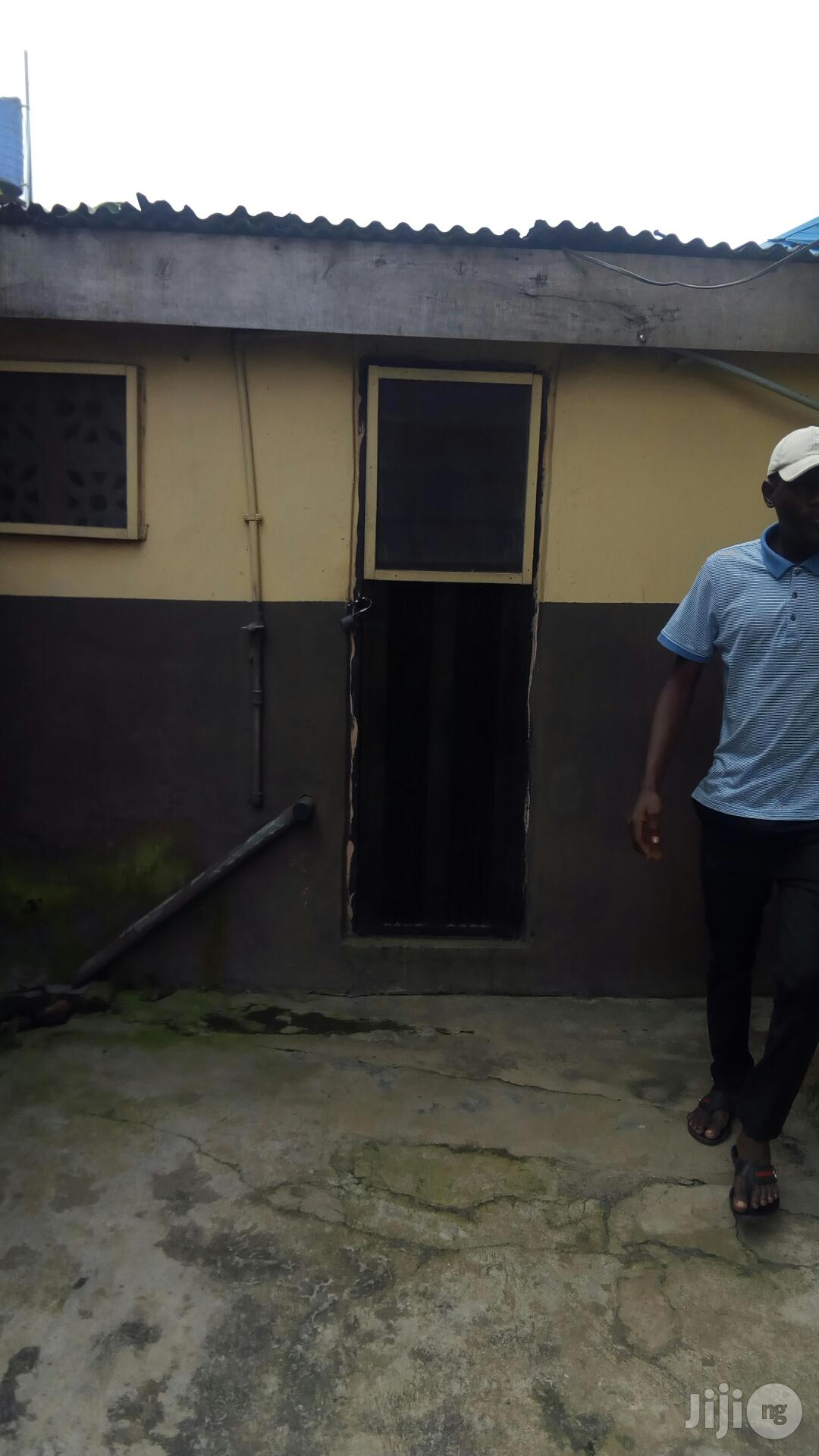 Nice Room Self Contain For Rent At New Oko Oba. | Houses & Apartments For Rent for sale in Agege, Lagos State, Nigeria