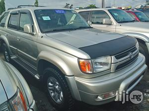 Toyota 4-Runner 2002 Silver   Cars for sale in Lagos State, Apapa