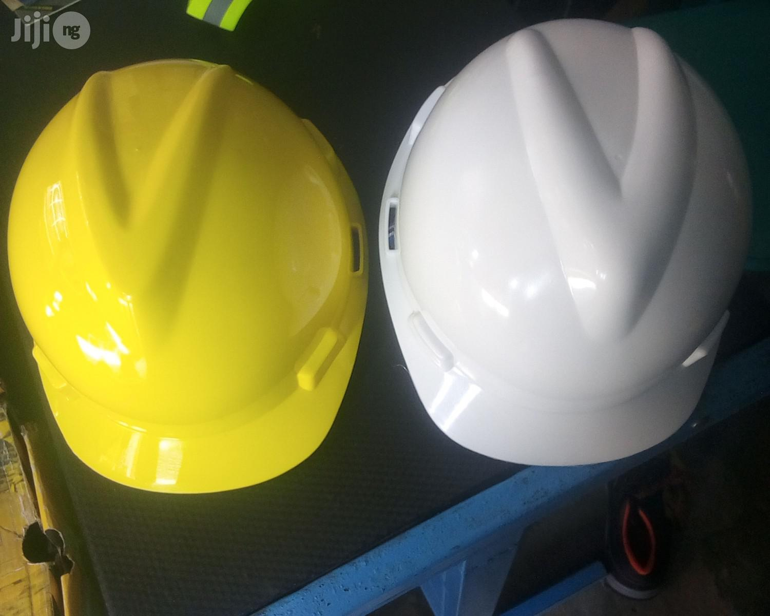 Hardhat Helmet | Vehicle Parts & Accessories for sale in Gbagada, Lagos State, Nigeria