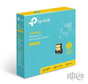 Tp-link 150mbps Wireless N Nano USB Adapter - TL-WN725N | Networking Products for sale in Lagos State, Ikeja