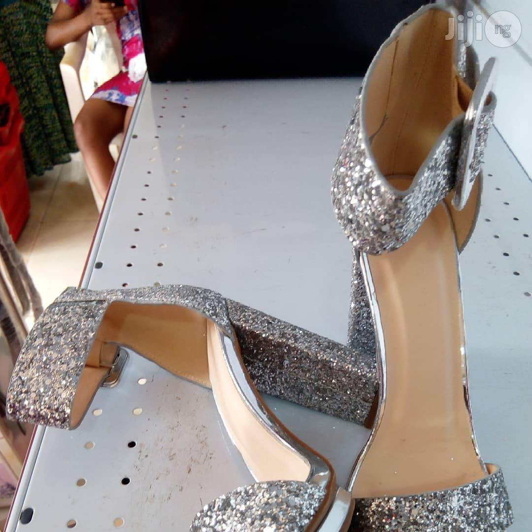 Love Mark Shinning Block | Shoes for sale in Alimosho, Lagos State, Nigeria