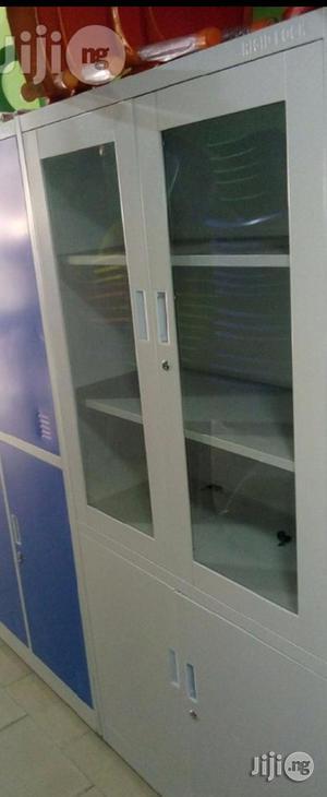 Modern 2-Door Metal Filing Cabinet   Furniture for sale in Lagos State, Lekki