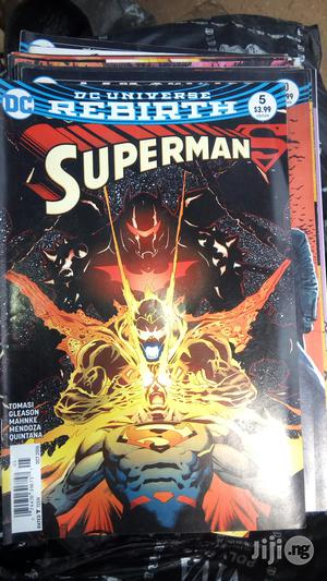 DC Comic, Of Spider And Batman   Books & Games for sale in Lagos State, Yaba