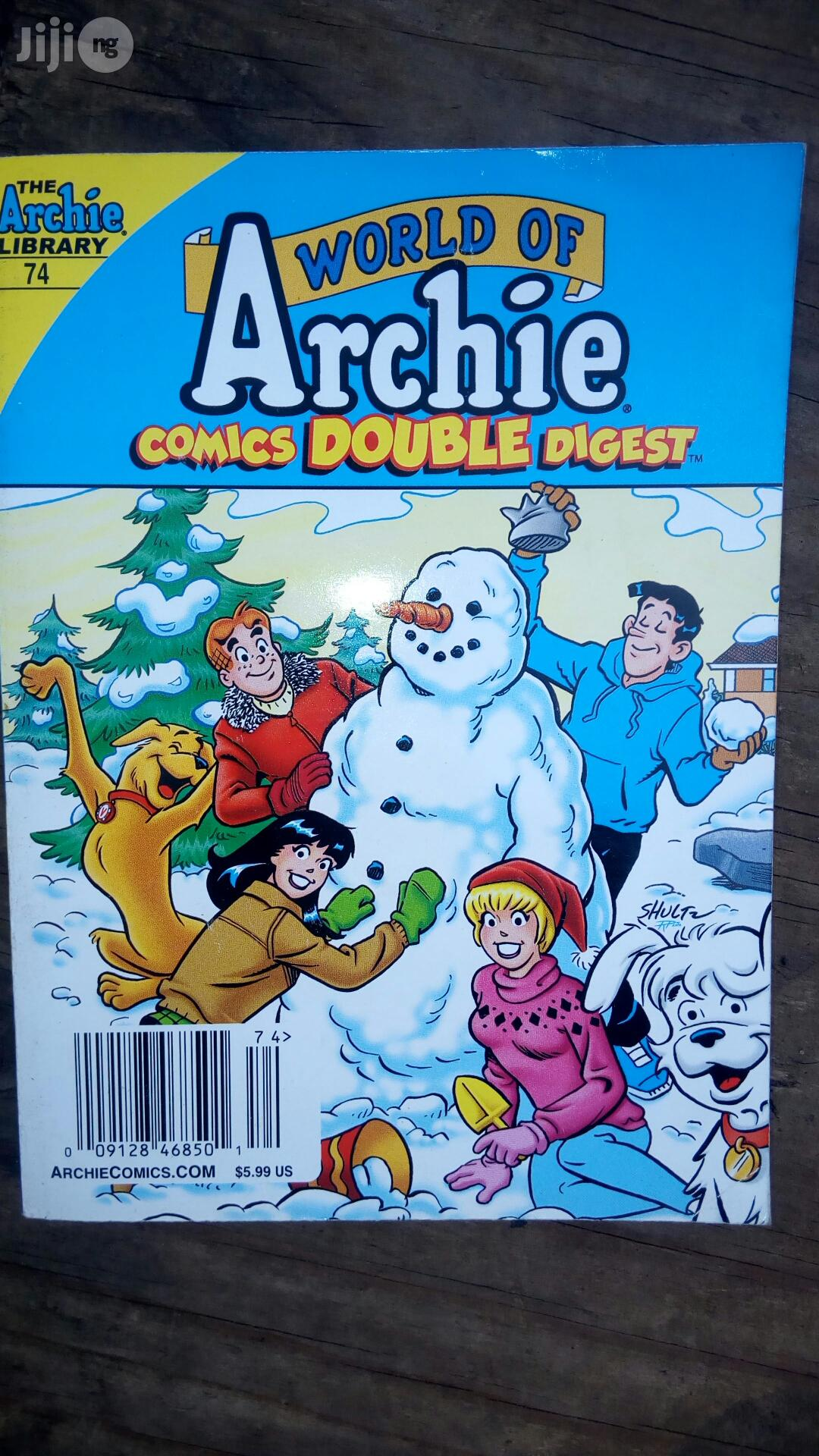 Archie Comic   Books & Games for sale in Yaba, Lagos State, Nigeria