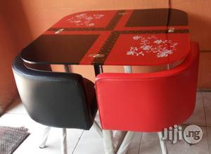 Quality Dining Table by Four Seater | Furniture for sale in Lagos State, Ifako-Ijaiye