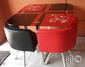Lovely Dining Table by Four Seater | Furniture for sale in Lagos State, Agboyi/Ketu