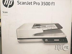 HP Scanjet PRO 3500 F1 Flatbed Scanner | Printers & Scanners for sale in Ikeja, Lagos State, Nigeria