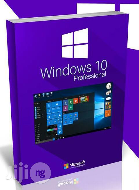 Window 10 PRO Or Home Single Language 32/64bit DVD Permanent