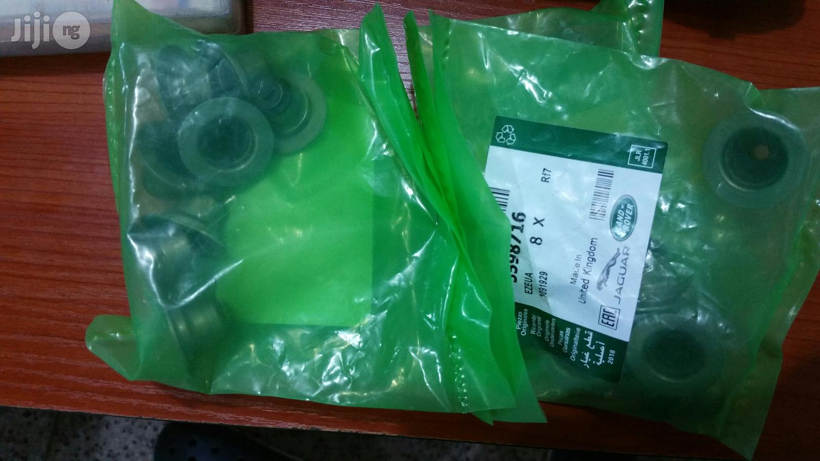 Set Of Valve Seals For Range Rover And Land Rover.