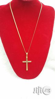 Pure Stainless Steel Bold Necklace and Pendant | Jewelry for sale in Lagos State, Lekki Phase 2