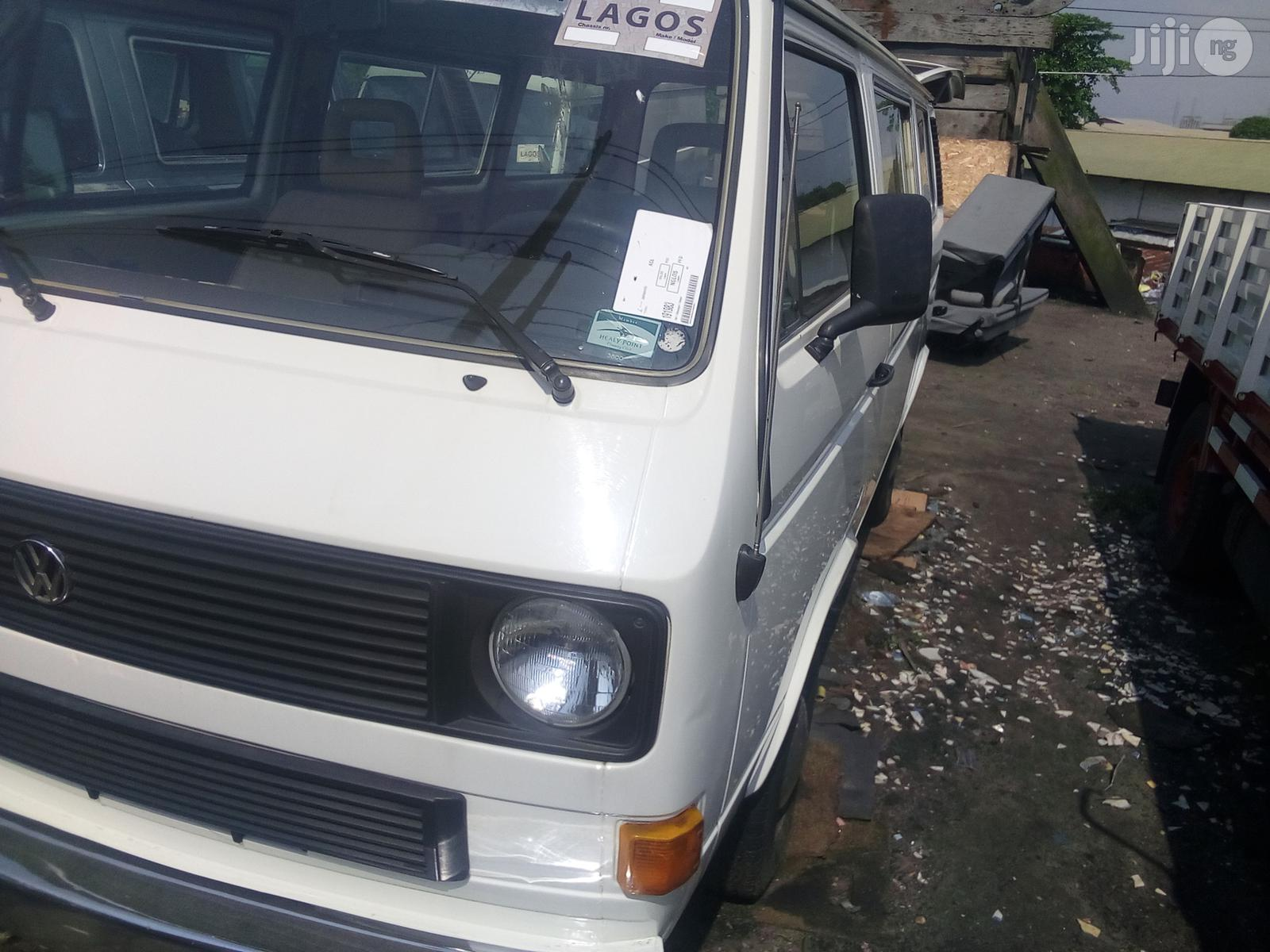 Volkswagen Transporter 1996 White | Buses & Microbuses for sale in Apapa, Lagos State, Nigeria