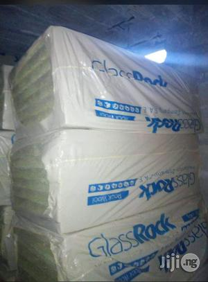 Glassrock 50mm Rockwool Insulation Board (Pack Of 8) | Building Materials for sale in Lagos State, Lagos Island (Eko)