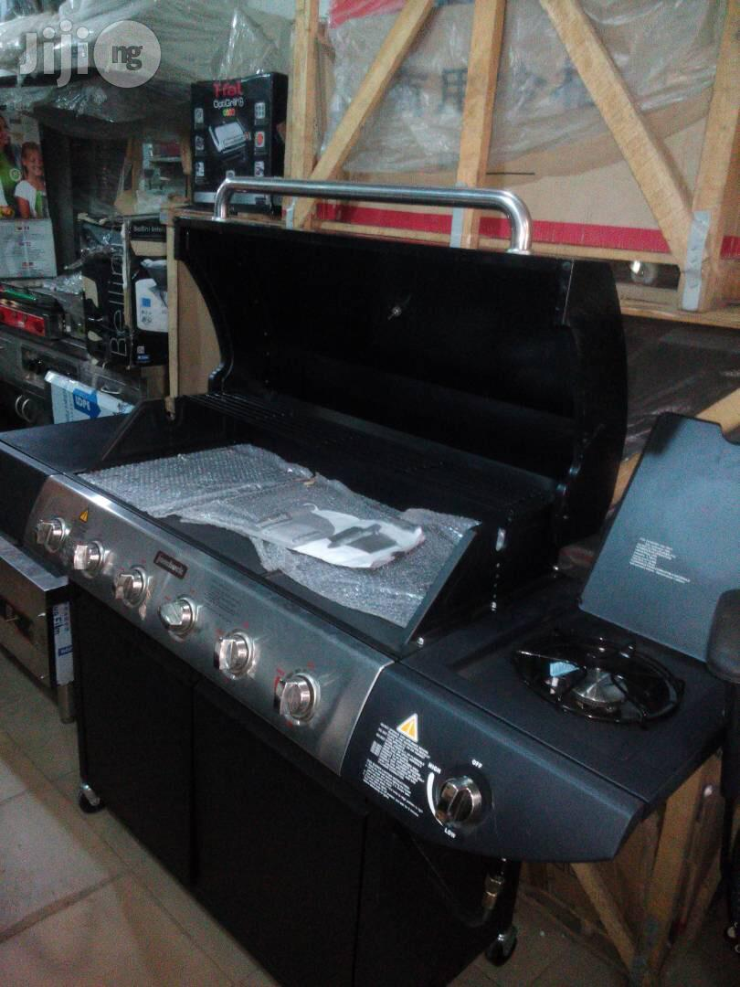 Gas Barbecue Grill | Kitchen Appliances for sale in Ojo, Lagos State, Nigeria