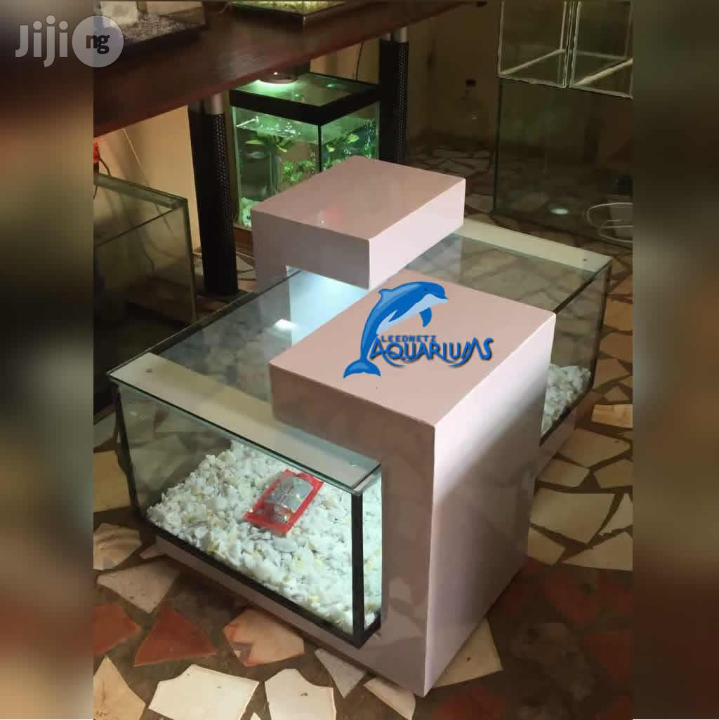 Center Table Aquarium | Fish for sale in Kaduna / Kaduna State, Kaduna State, Nigeria