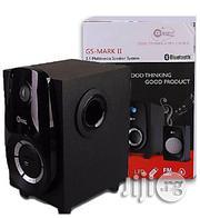 Gway 2.1 Subwoofer Speaker GS Mark 11   Audio & Music Equipment for sale in Lagos State, Ikeja