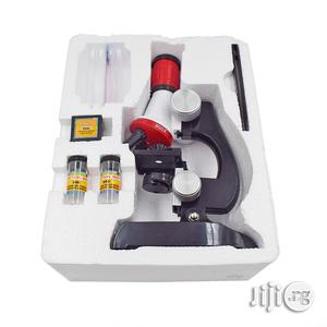 Biological Microscope Kit Lab LED 100X-400X-1200X Educational For Kids   Toys for sale in Lagos State, Amuwo-Odofin