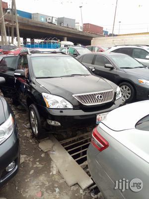 Lexus RX 2005 330 Black | Cars for sale in Lagos State, Apapa