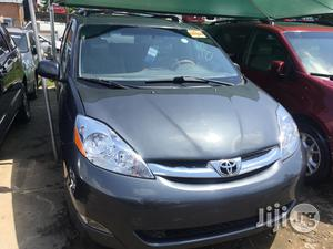 Toyota Sienna 2008 Gray | Cars for sale in Lagos State, Apapa