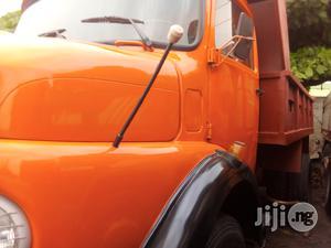 Mercedes Benz 911 1993 Orange Tipper Tokunbo   Trucks & Trailers for sale in Lagos State, Apapa