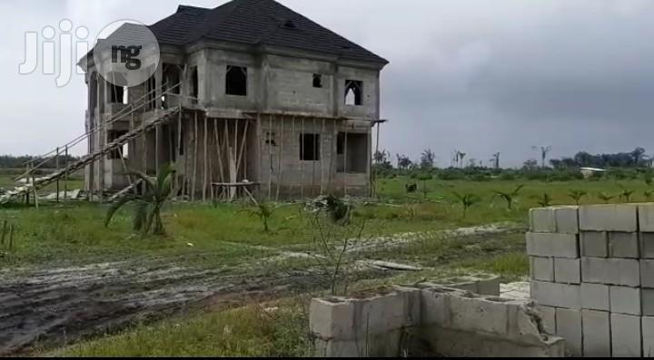 Land For Sale At Eleko, Behind Amen Estate Ibeju Lekki