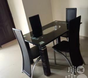 Lovely Dining Table By Four Seater | Furniture for sale in Lagos State, Ikotun/Igando