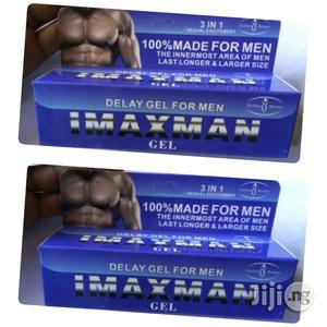Imaxman Delay Gel For Men | Sexual Wellness for sale in Enugu State, Enugu