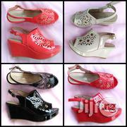 Girl's Wedge Open Toe Shoes | Children's Shoes for sale in Lagos State, Ikotun/Igando