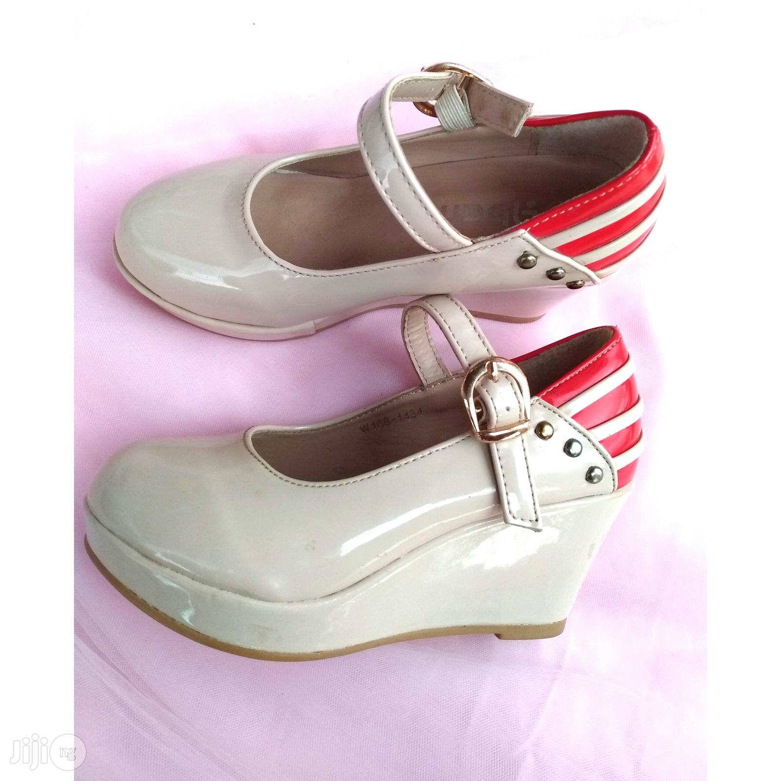 Girl's Wedge Shoes