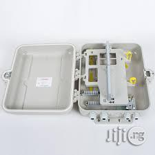 Fibre Optic 48 Port FTTH Outdoor Splitter Distribution Box | Accessories & Supplies for Electronics for sale in Lagos State, Ikeja