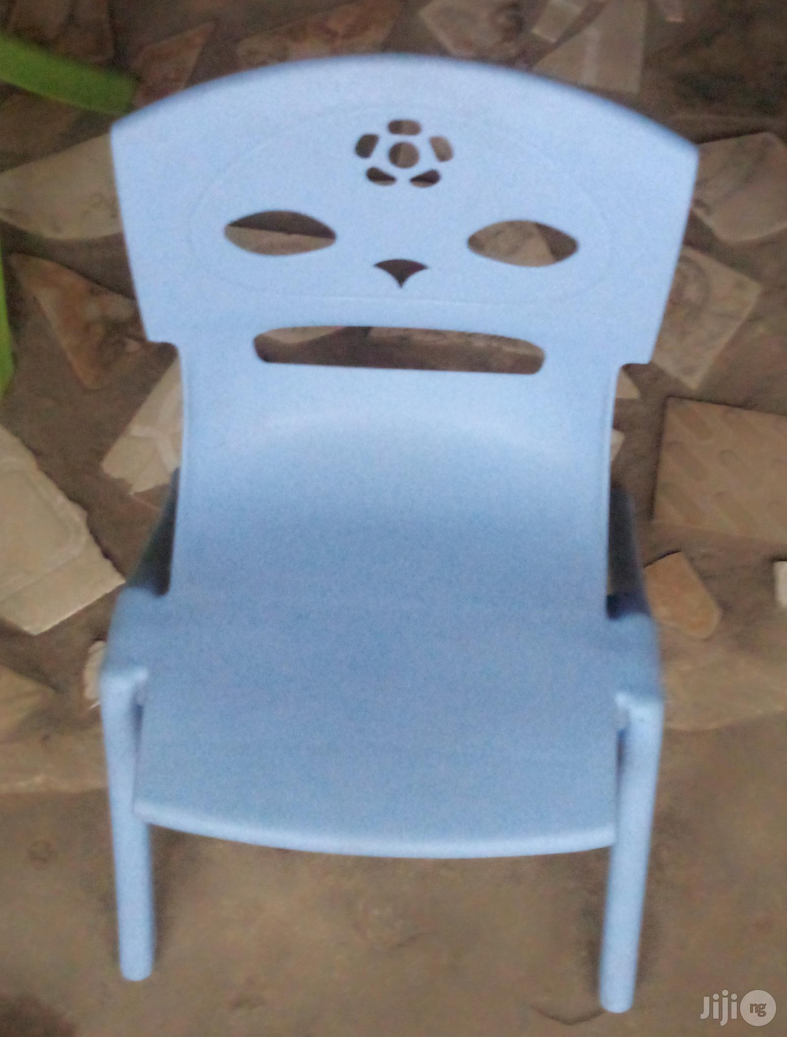 New Exotic Unique Children Plastics Chair