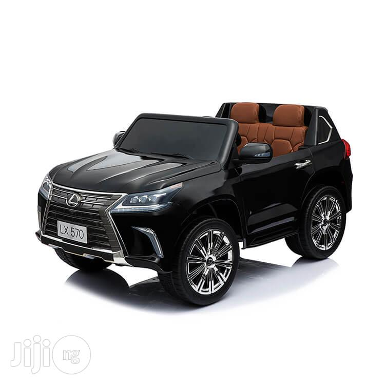 Archive: Lexus 570 Licensed Kids Electric Ride-on Toy Car