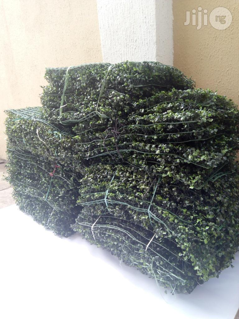 Synthetic Wall Green Plants At Ikeja For Bulk Buyers