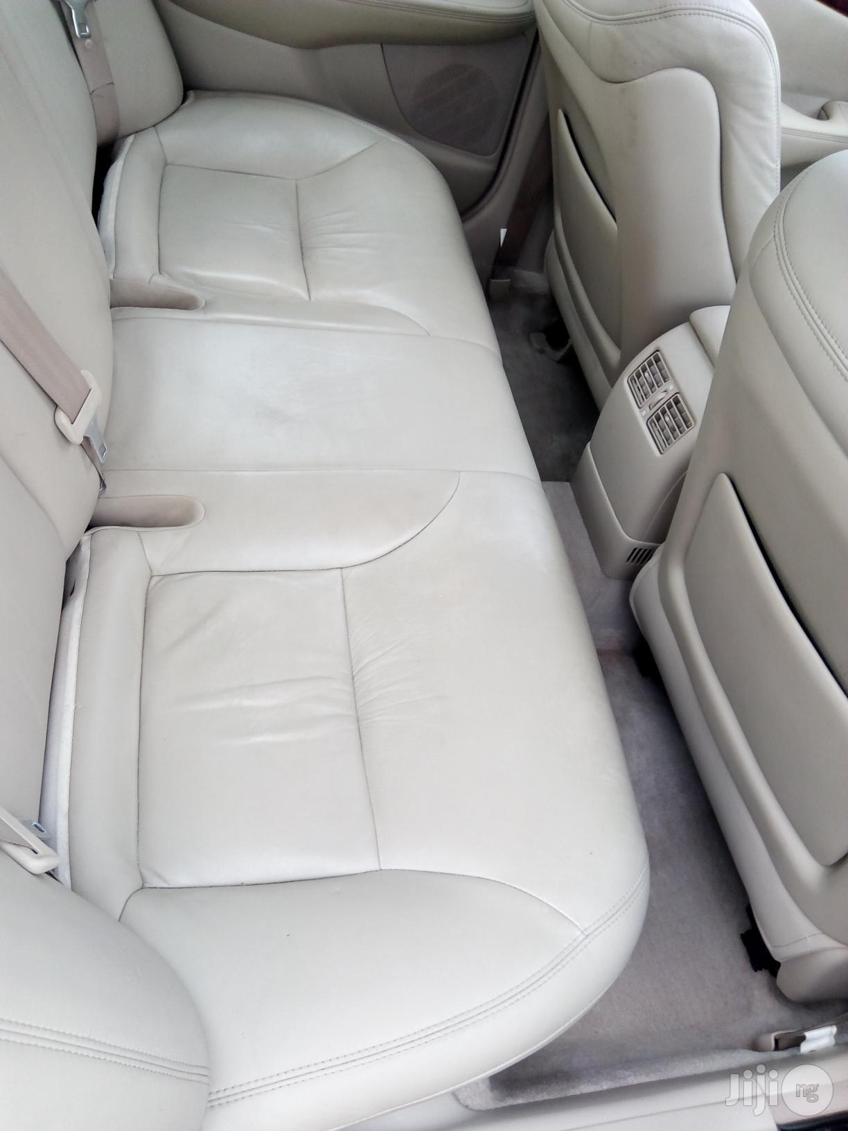 Lexus ES 2004 330 Sedan Red | Cars for sale in Apapa, Lagos State, Nigeria