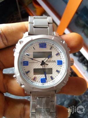 Fossil Digital And Analog Watch For Men   Watches for sale in Rivers State, Port-Harcourt