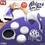 Relax & Spin Tone Massager   Massagers for sale in Lagos State, Lagos Island