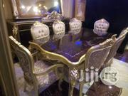 Eight Seaters Turkish Royal Dining Table | Furniture for sale in Lagos State, Ajah
