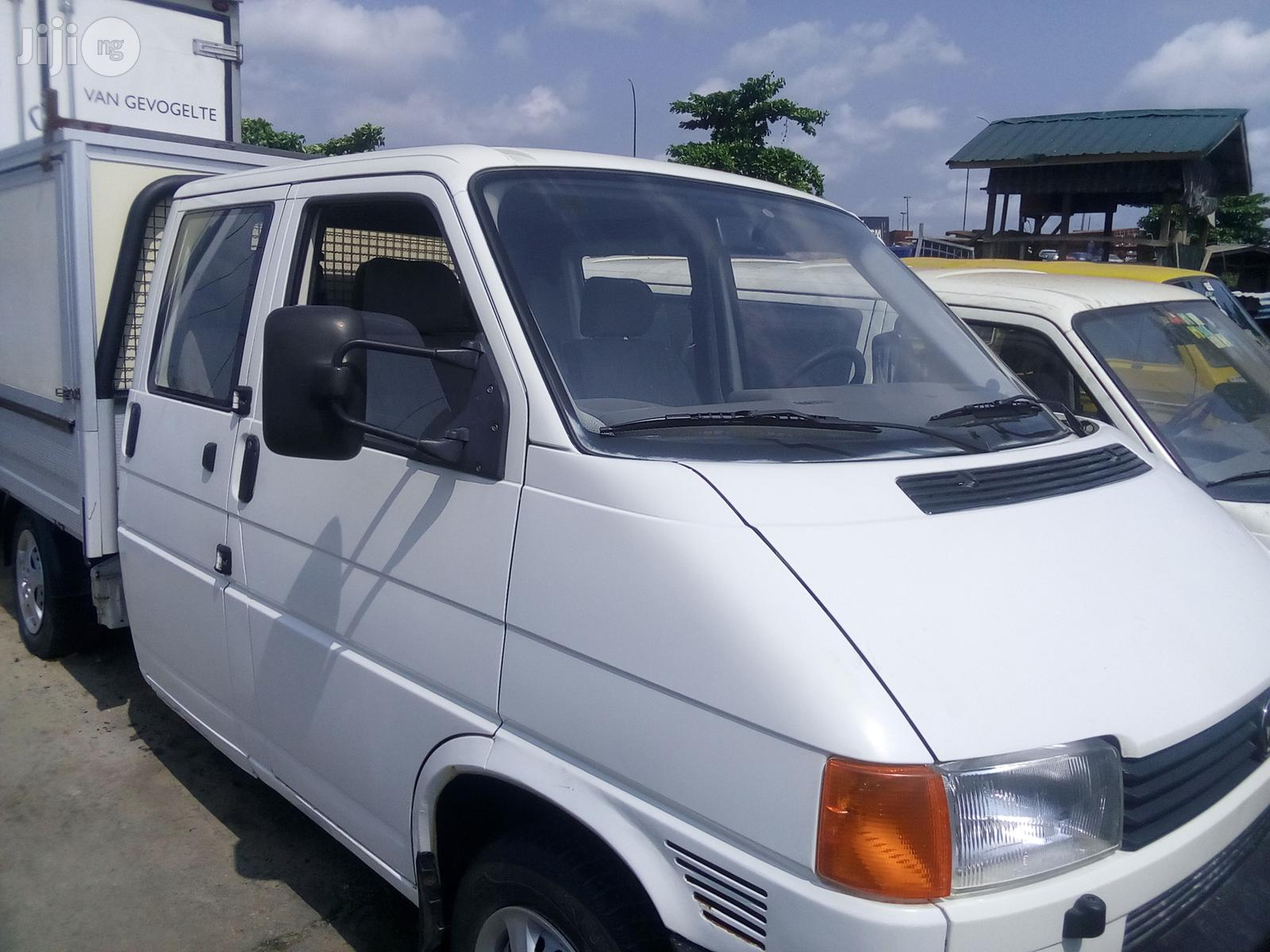 Volkswagen Transporter 1999 White | Buses & Microbuses for sale in Apapa, Lagos State, Nigeria