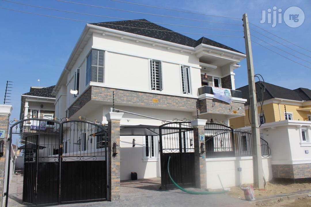 5 Bedroom Detached Duplex With Bq For Sale At Oral Estate LEKKI | Houses & Apartments For Sale for sale in Lekki, Lagos State, Nigeria