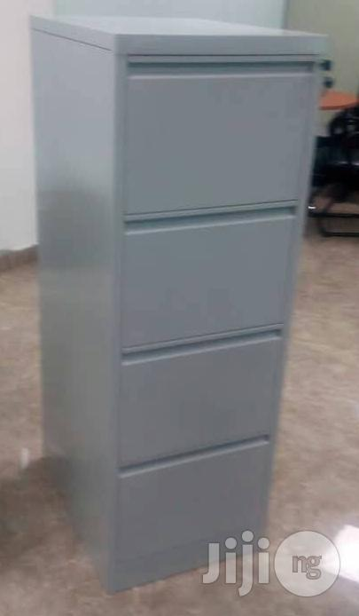 Classic Filling Cabinet With Four Drawers