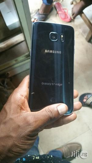 Samsung Galaxy S7 Edge 32 GB Black | Mobile Phones for sale in Lagos State, Surulere