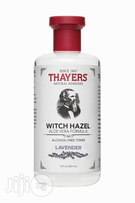 Archive: Thayers Alcohol-free Lavender Witch Hazel Toner
