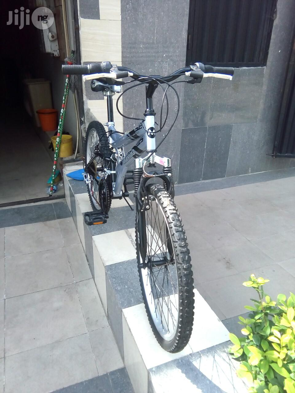 Maxima Dual Suspension Adult Sport Bicycle | Sports Equipment for sale in Surulere, Lagos State, Nigeria