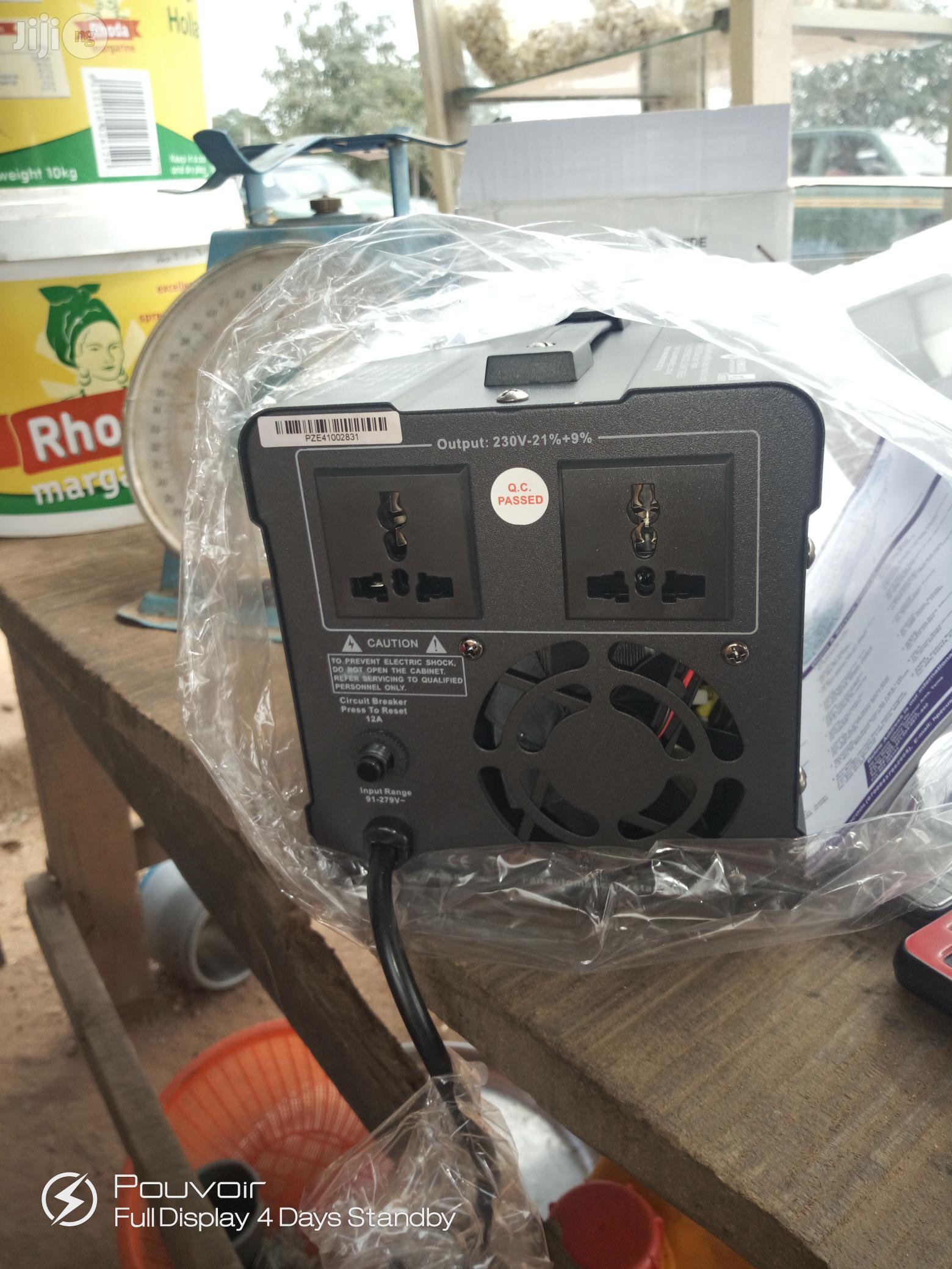 Archive: Haier Thermocool TEC Stabilizer Digital 1500VA